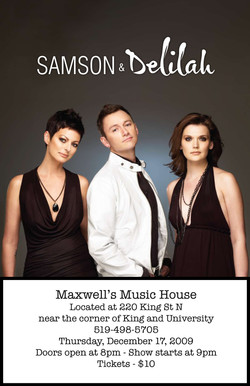 Maxwell's Music House Flat