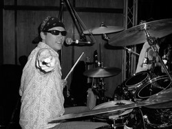 Jay Playing Drums