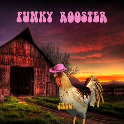 Funky Rooster Cover Art