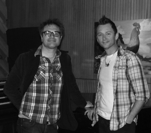 Jay and Steven Page