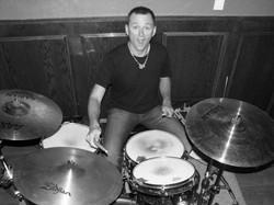 Just drumming around!