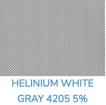 HELINIUM WHITE GRAY 4205