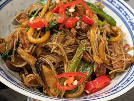 Satay Mee Hoon (Rice Vermicelli)