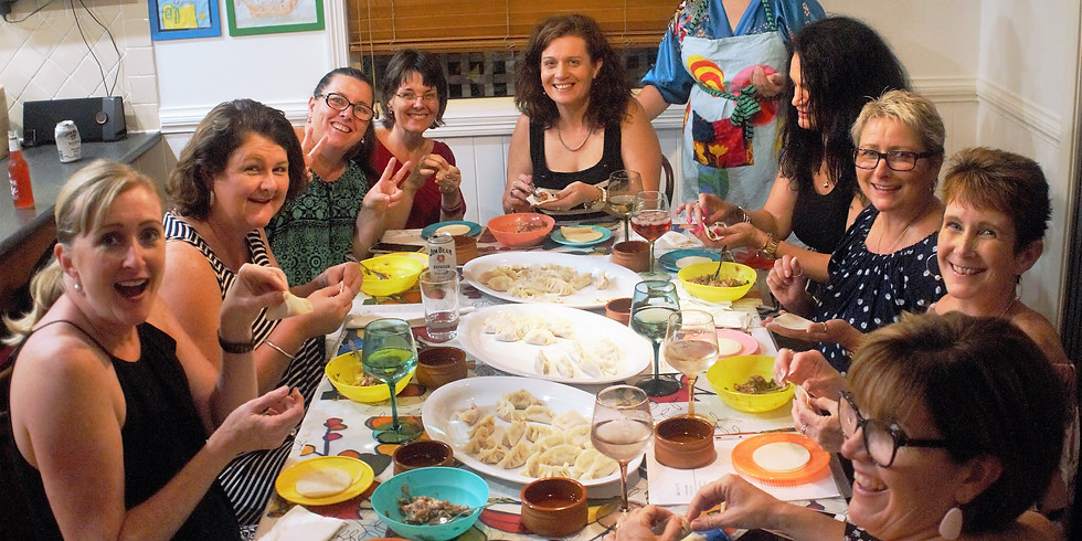 Dumpling Workshop at Scrumptious Reads, 92 Arthur Tce, Red Hill