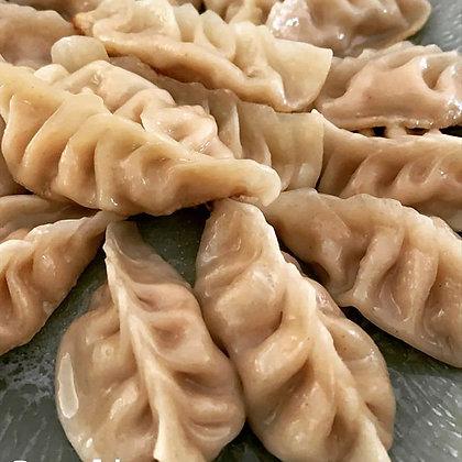 Saucy Wench Handmade Chicken & Wombok Dumplings (Frozen)
