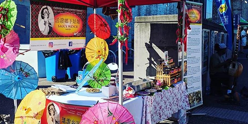 Every SATURDAY - Market Stall @ Jan Power's Farmer's Market