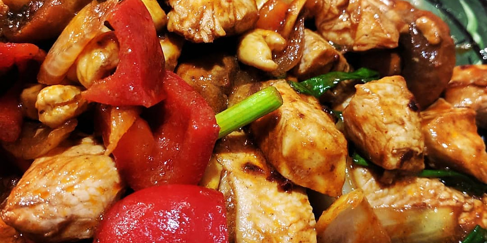 Healthy Chinese Cooking Workshop