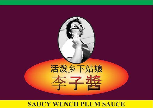 Saucy Wench Plum Sauce