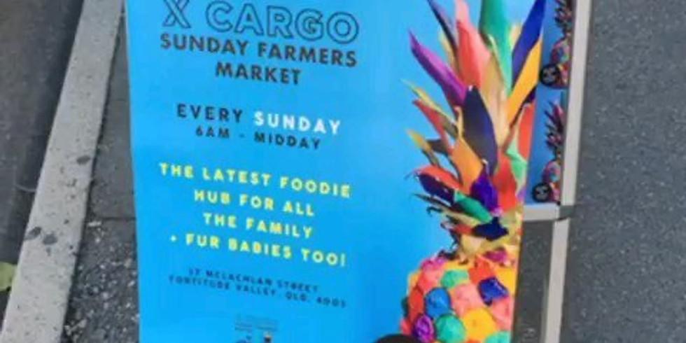 Sunday Markets at X-CARGO