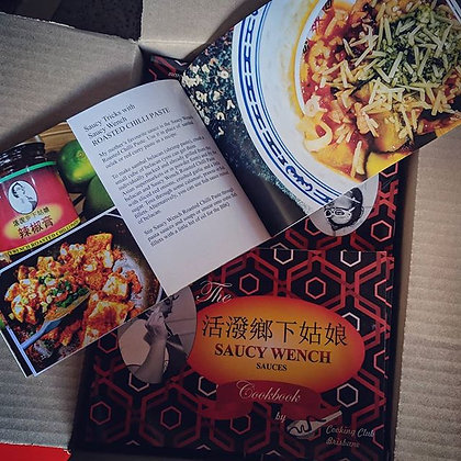 Saucy Wench Sauces Cookbook