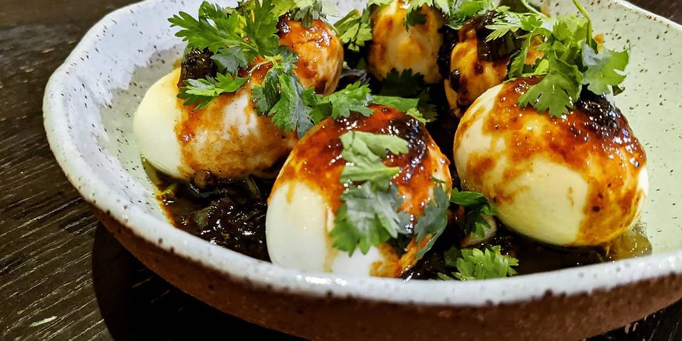 Vegetarian Chinese Dinner