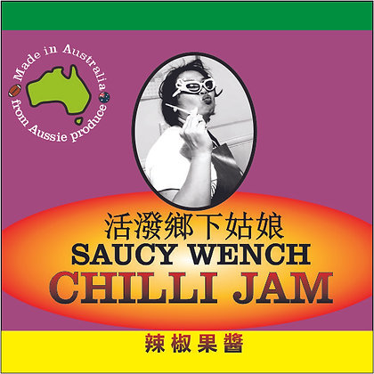 Saucy Wench Chilli Jam
