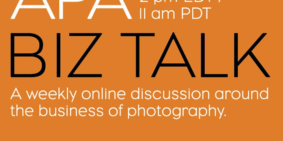 APA Biz Talk: Diversity in the Photo Industry