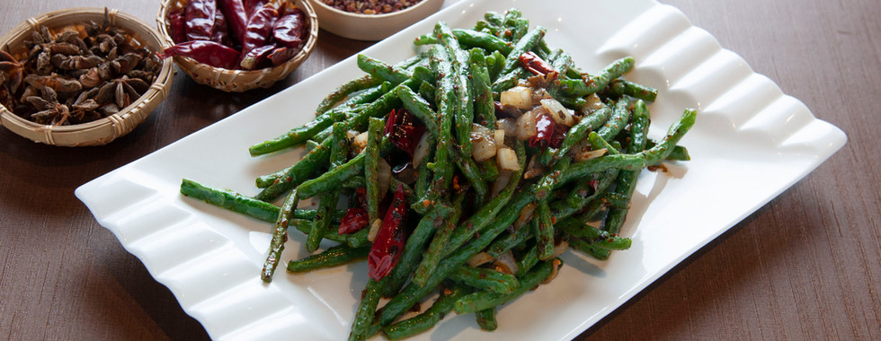 Dry-fried String Beans.JPG