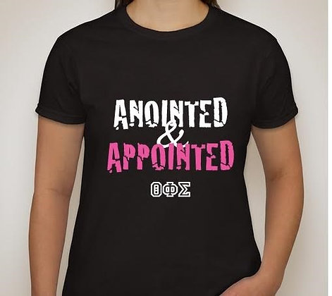 Anointed & Appointed