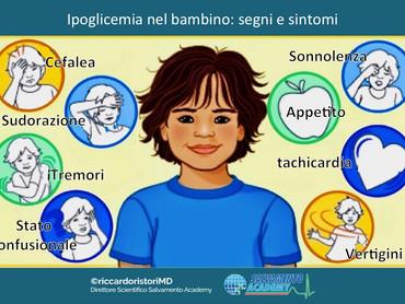 IPOGLICEMIA NEL BAMBINO