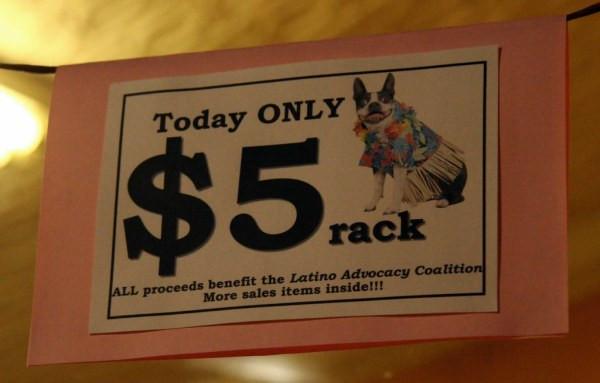 $5 Rack