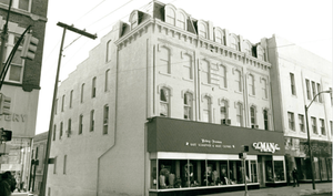 The Man Store downtown 1960s