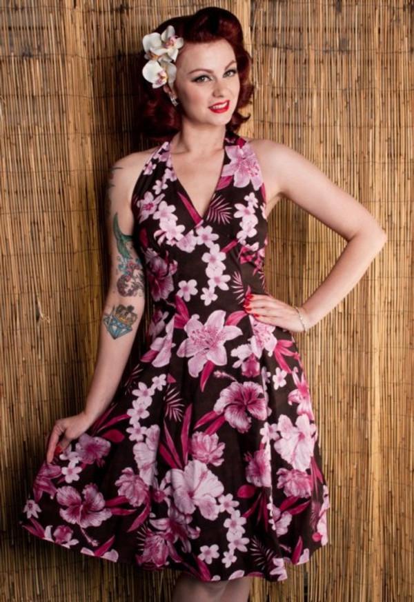 Rebecca Tahiti Pink