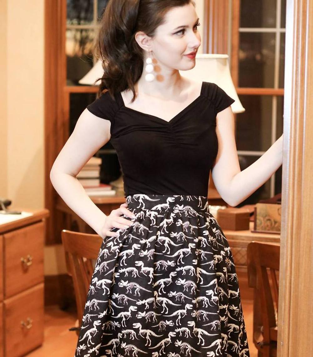Dino Skirt