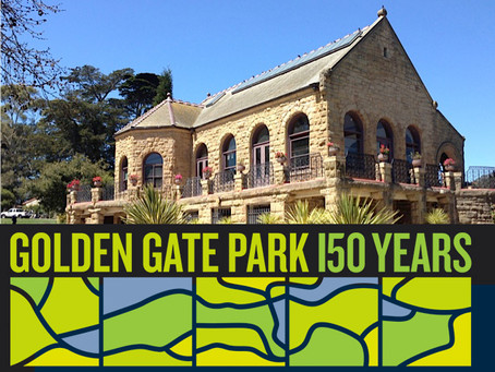 Golden Gate Park is turning 150!