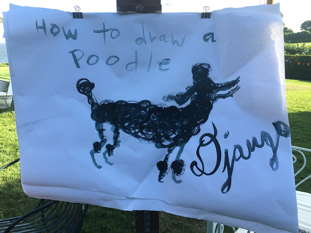 Jessie Hartland's 'How to draw a Poodle'