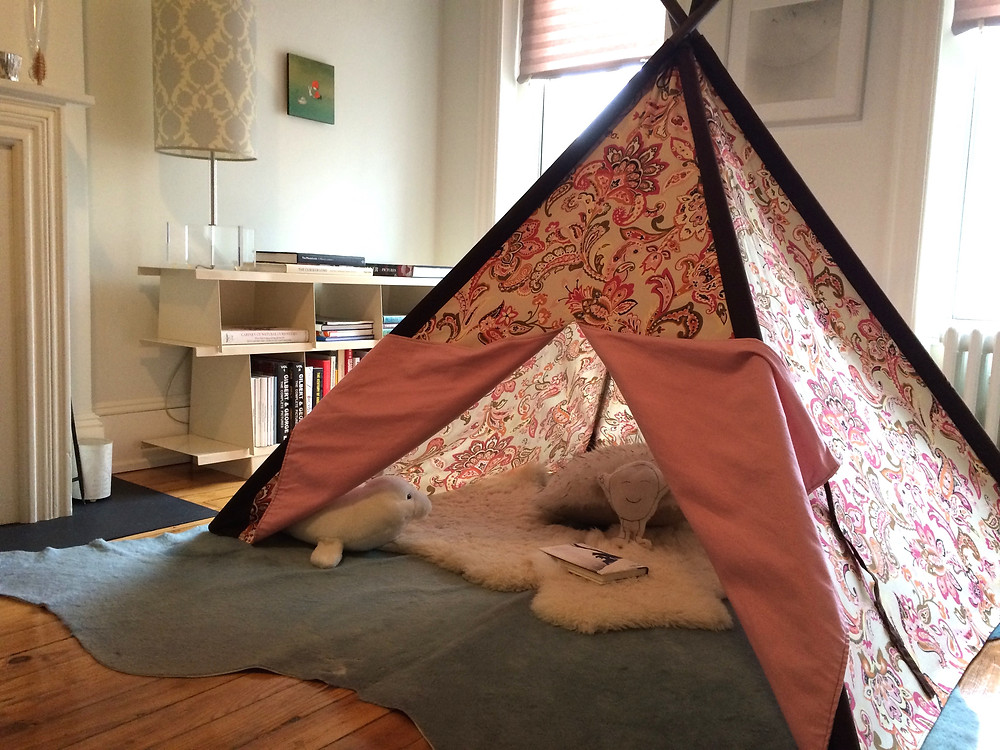 Tipi hideout, Brooklyn