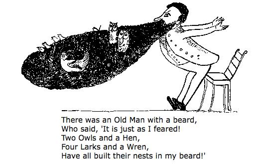 Edward Lear lymric