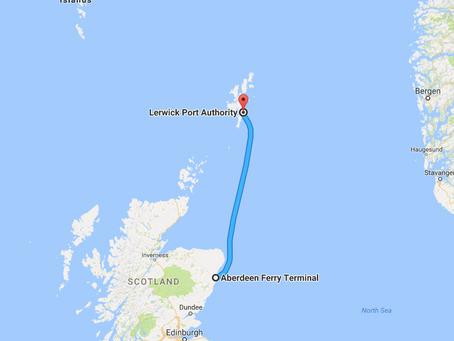 Shetland Isles: Puffins