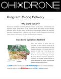OHD Drone Delivery - Swine Blood Test.pn