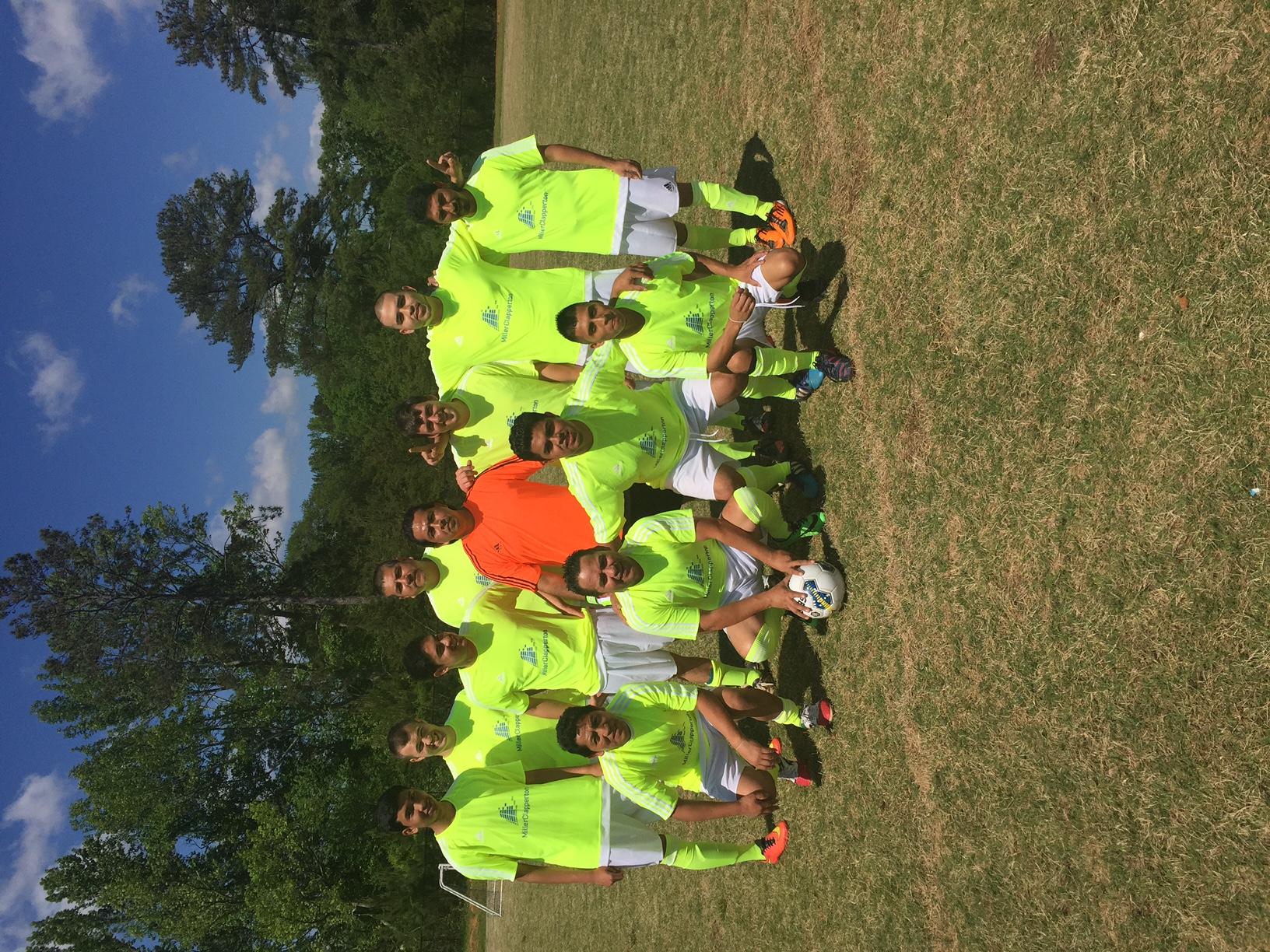 MillerClapperton Soccer Team