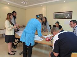 Training in Muscat - NXplorers