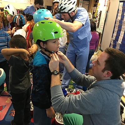 Helmet School Events