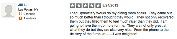 Upholstery Works