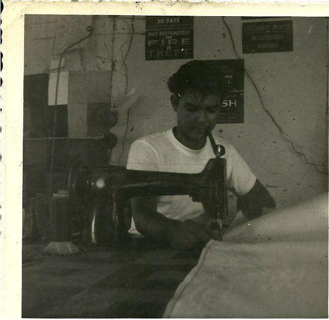 Serapio Armendariz 1956