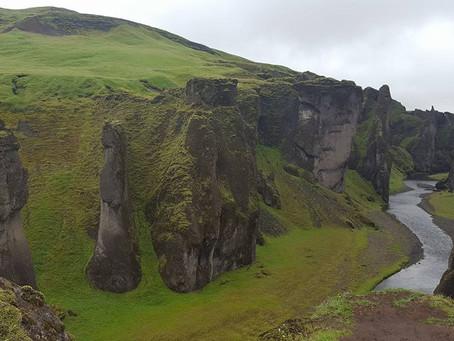 L'Islande, le Feu du Volcan