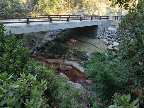 Purdon Road Bridge over Shady Creek, Nevada County