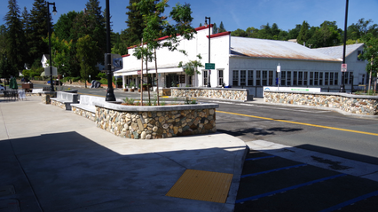 Main Street Bridge over Sutter Creek, City of Sutter Creek, CA