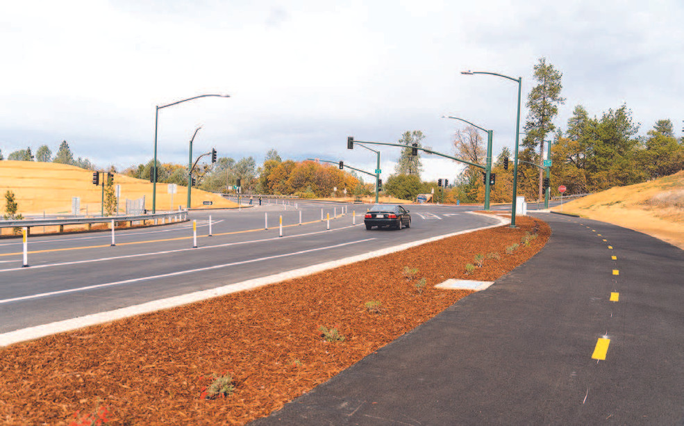 Western Placerville Interchange Phase 2, Placerville, CA