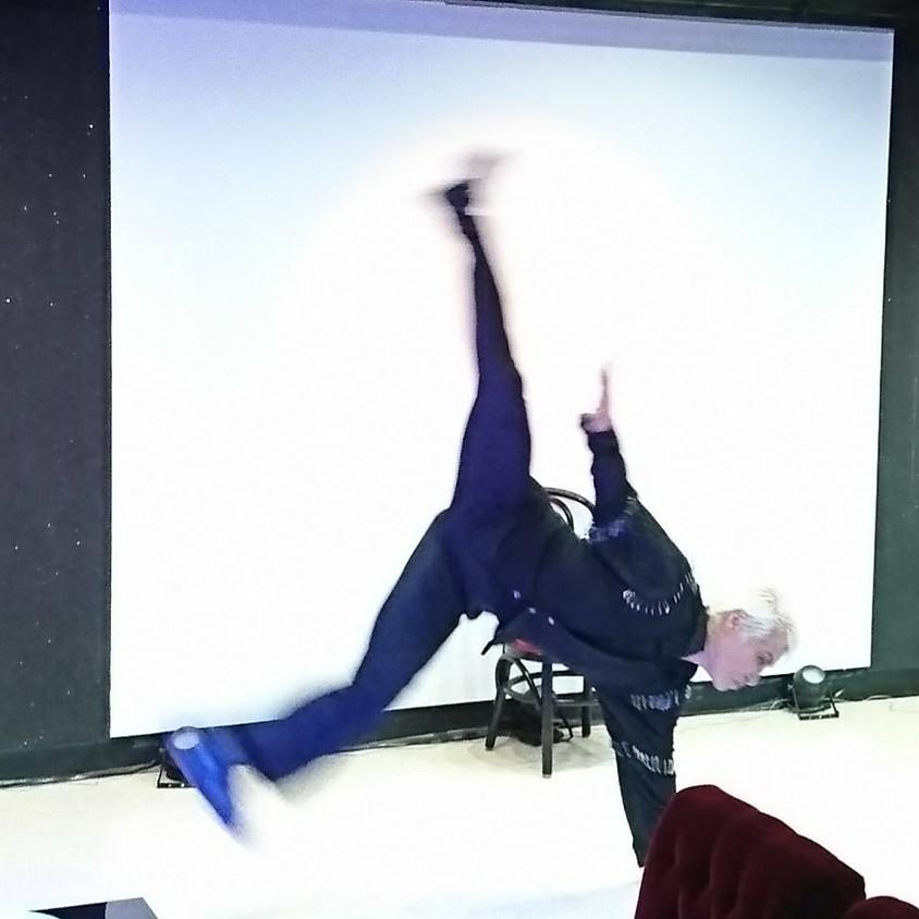 ダンサーのためのムーブメントテクニッククラス