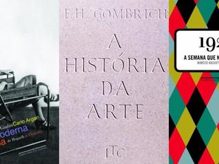 8 livros de arte indispensáveis