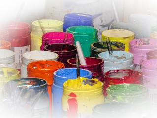 Breve estudo das cores