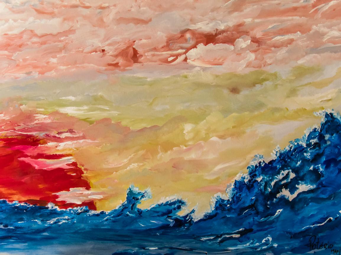 Mar do Oriente