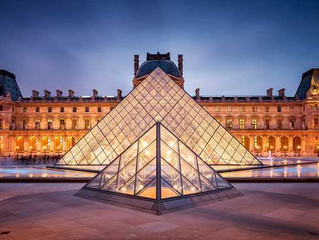 Visite o Louvre em um fantástico tour virtual