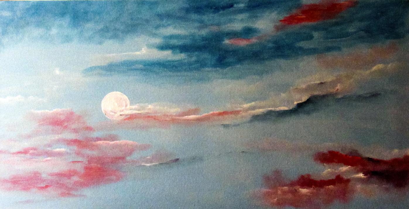 Lua em Minas