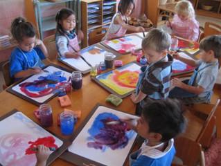 A Importância do Desenho e da Pintura para a criança