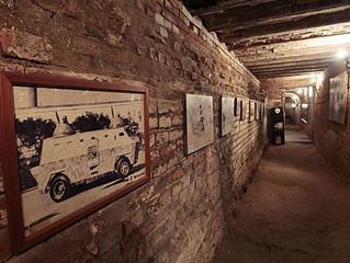 10 passeios subterrâneos em São paulo