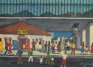 EXPO MASP - Agostinho Batista de Freitas