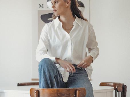 Den perfekte hvite skjorten