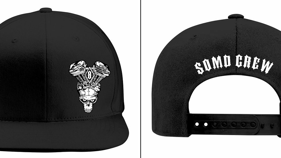 Brother only SOMD Snapback Hat
